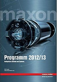 New Maxon Programme