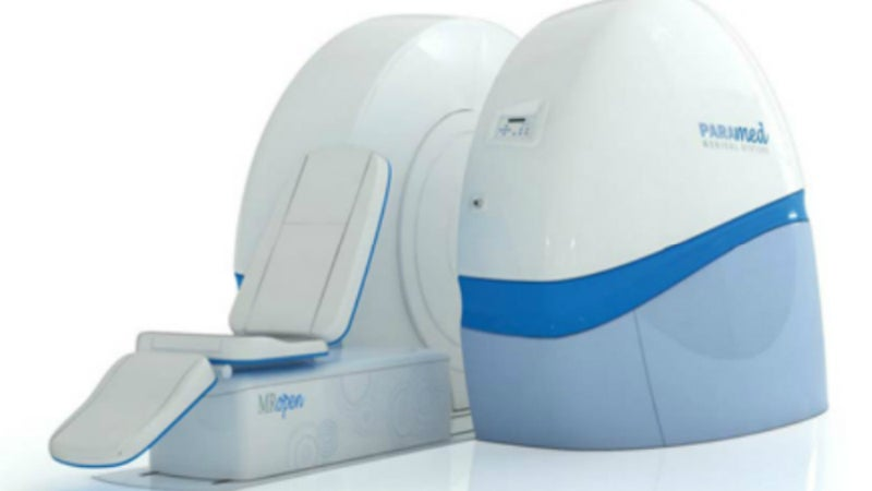 New MRI scanner based on magnet technology