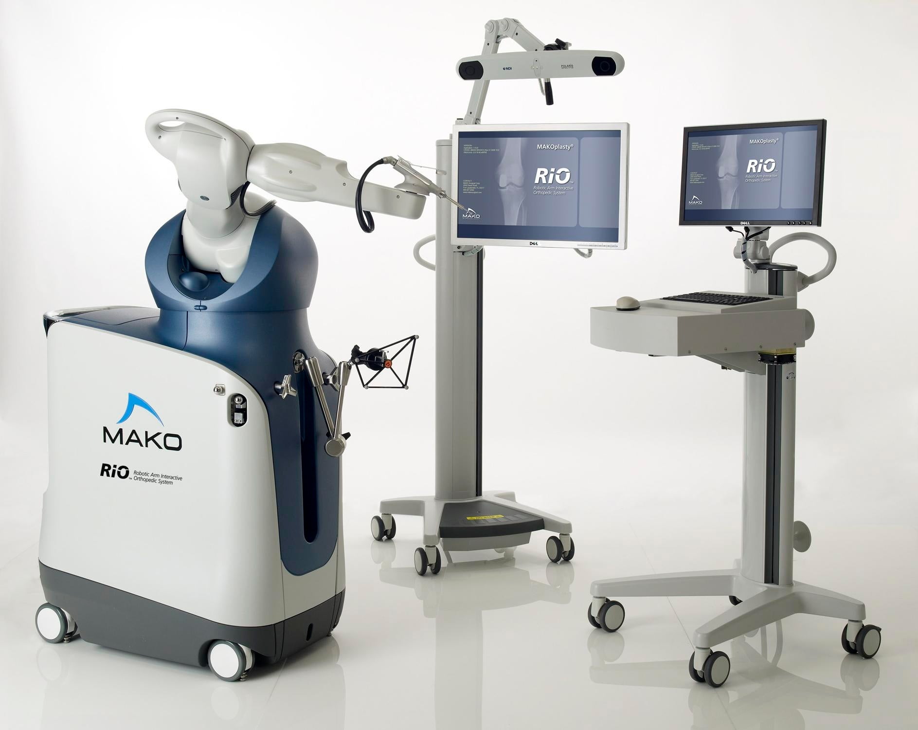rio robotic surgery system
