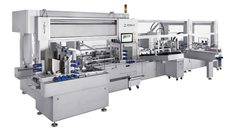 Modular, semi, and automatic packaging machine.