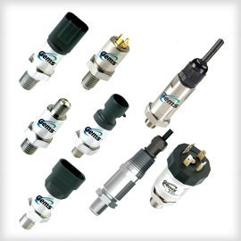 31CS / 32CS Series Pressure Transducers