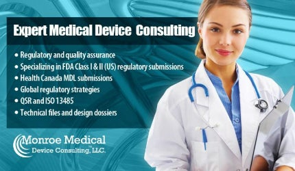 Monroe Medical Device Consulting
