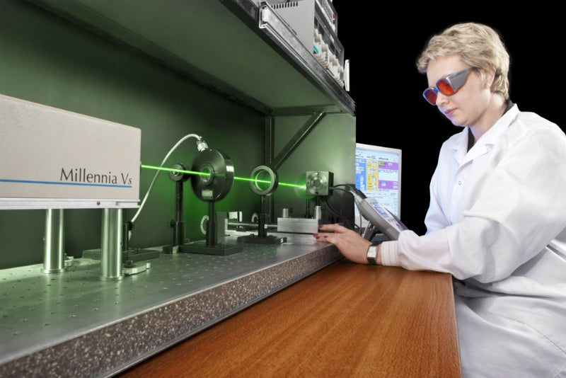 Ophir Photonics produces laser test and measurement equipment for the medical device industry.