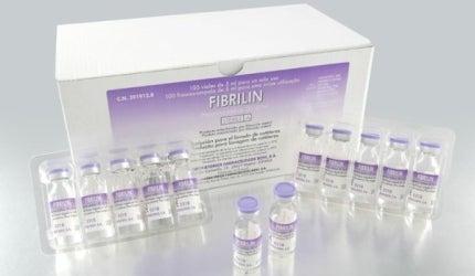Fibrilin, a Catheter Lock Solution