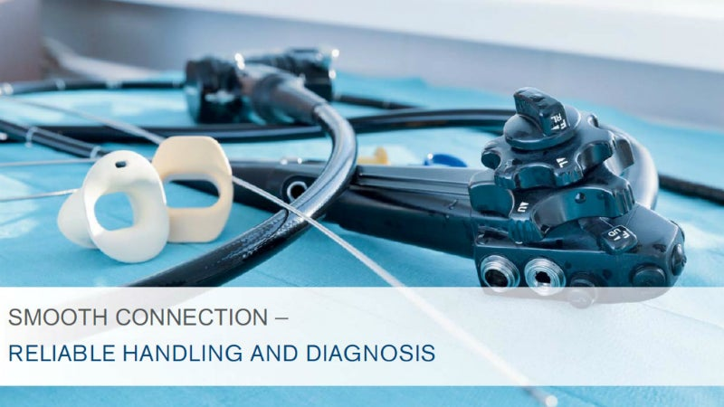 Cables for endoscopy applications
