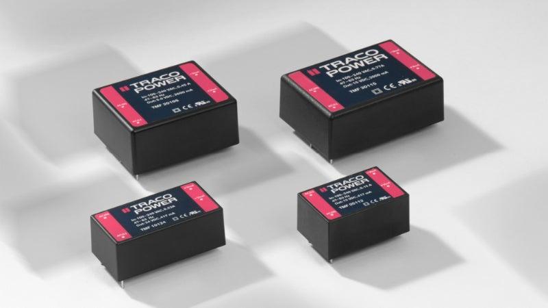 TMF series AC/DC power supply modules