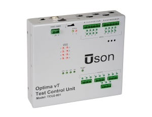 Uson's Optima vT leak and flow tester uses mathematical functions to help improve yields and quality.