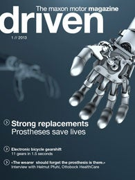 The new issue of 'driven', available for Apple iOS and Google Android