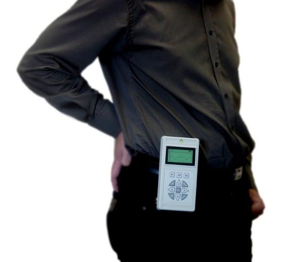portable transmitter module