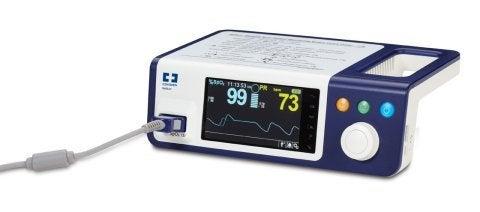 Covidien's Nellcor bedside SpO2 patient monitoring system