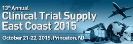The Clinical Trial Supply East Coast conference will be having its 13th annual event on 21-22 October.